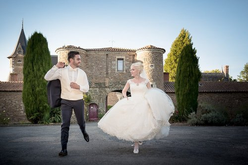 Photographe mariage - marc Legros - photo 8