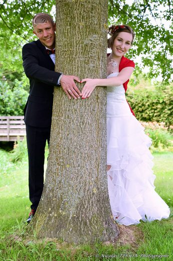 Photographe mariage - Nicolas TESSON Photographe - photo 18