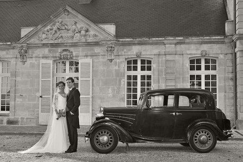 Photographe mariage - Patrik Hussenet Photographe - photo 10