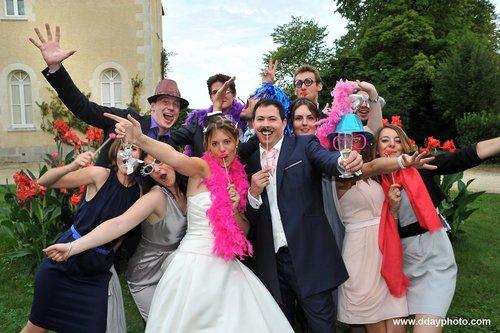 Photographe mariage - Patrik Hussenet Photographe - photo 34