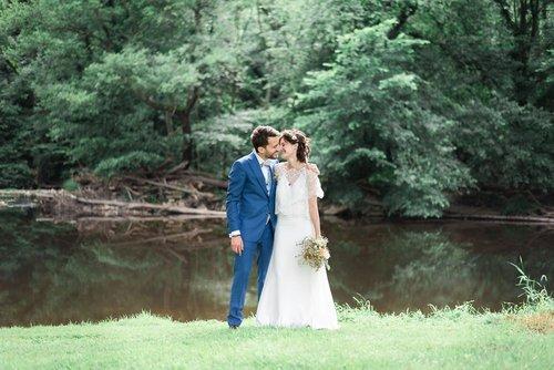 Photographe mariage - PRISCILLA PUZENAT PHOTOGRAPHE - photo 7