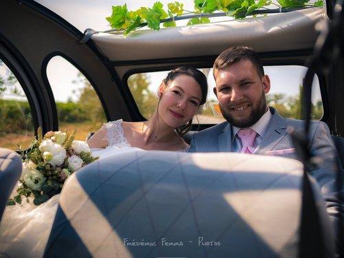 Photographe mariage - Frédéric Ferra Créations - photo 10