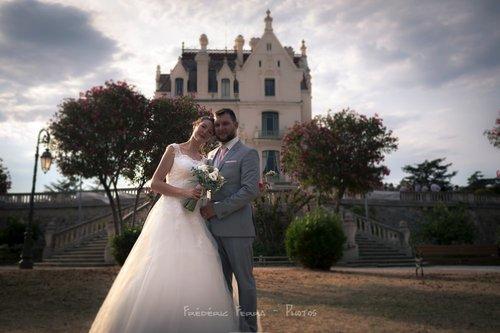 Photographe mariage - Frédéric Ferra Créations - photo 11