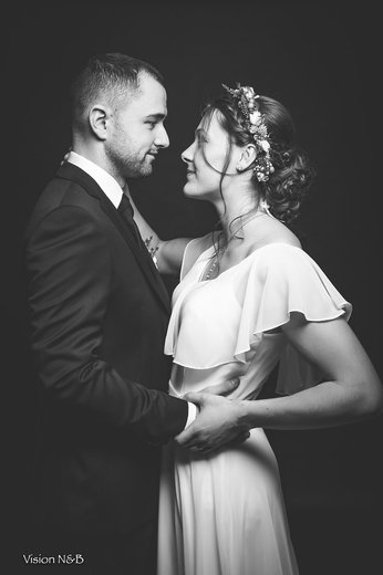 Photographe mariage - Vision N&B - photo 19