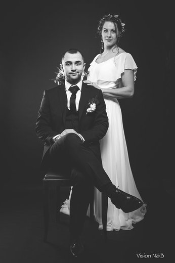 Photographe mariage - Vision N&B - photo 23