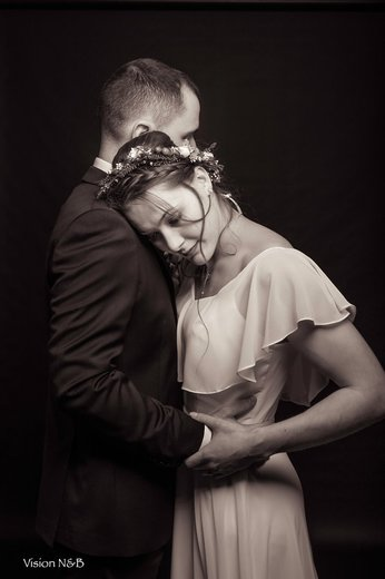 Photographe mariage - Vision N&B - photo 20