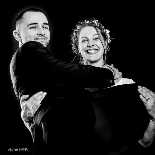 Photographe mariage - Vision N&B - photo 25