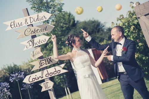 Photographe mariage - Style GB - photo 23
