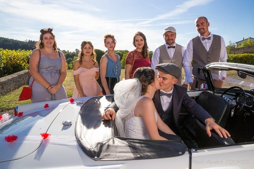 Photographe mariage - COUMES - photo 20