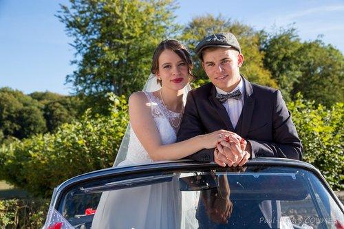 Photographe mariage - COUMES - photo 22