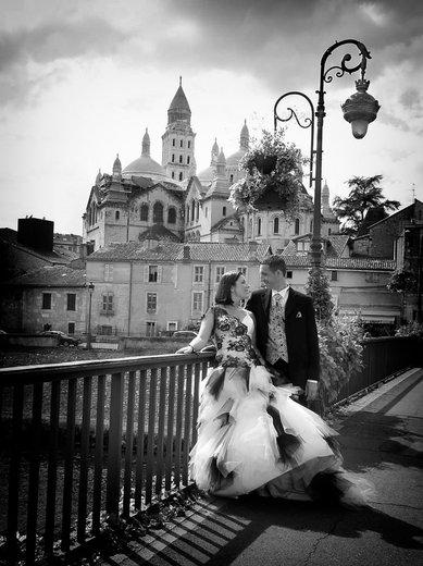 Photographe mariage - Studio CLIN D'OEIL - photo 13