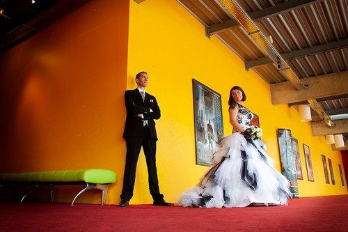 Photographe mariage - Studio CLIN D'OEIL - photo 20