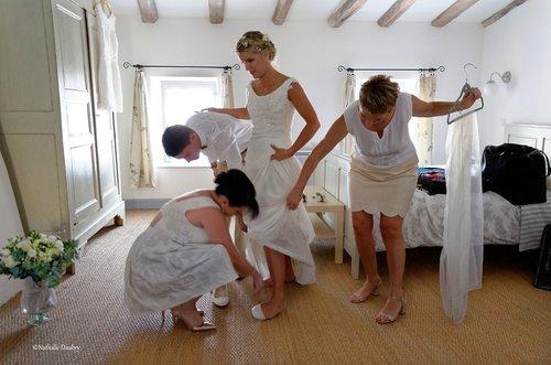 Photographe mariage - Nathalie Daubry - photo 19