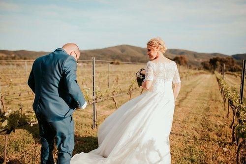 Photographe mariage - Marion Puichaffray Photographe - photo 8