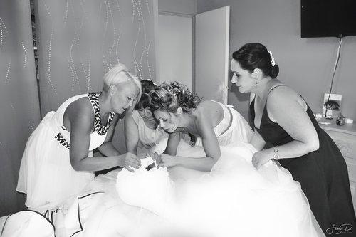 Photographe mariage - Fanny P. PHOTOGRAPHE - photo 17