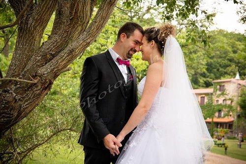 Photographe mariage - Adeline Photographie - photo 6