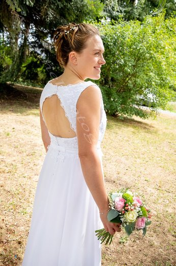 Photographe mariage - Adeline Photographie - photo 3