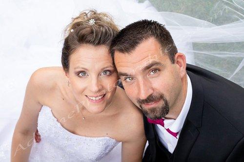 Photographe mariage - Adeline Photographie - photo 9
