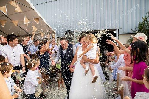 Photographe mariage - Adeline Photographie - photo 5