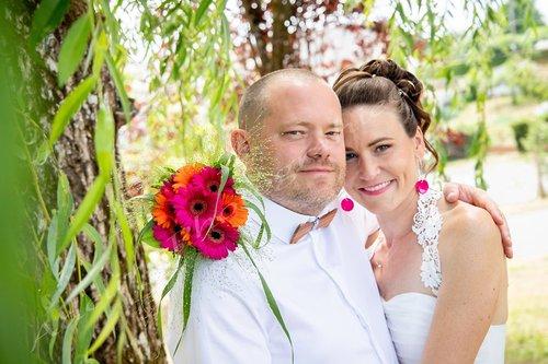 Photographe mariage - Adeline Photographie - photo 1