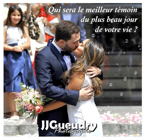 Photographe mariage - JJGueudry-Photographe    Paris - photo 9