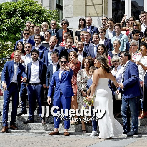 Photographe mariage - JJGueudry-Photographe    Paris - photo 8