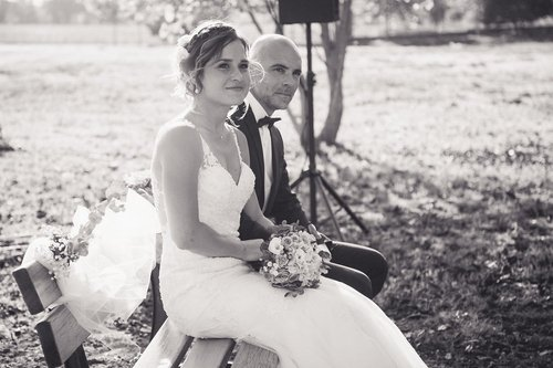 Photographe mariage - Julie Fourmon Photographe - photo 24