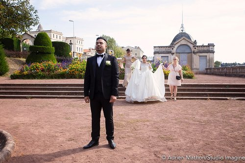 Photographe mariage - ADRIEN MATHON - photo 12
