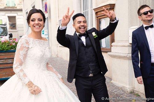 Photographe mariage - ADRIEN MATHON - photo 19