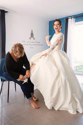 Photographe mariage - ADRIEN MATHON - photo 10