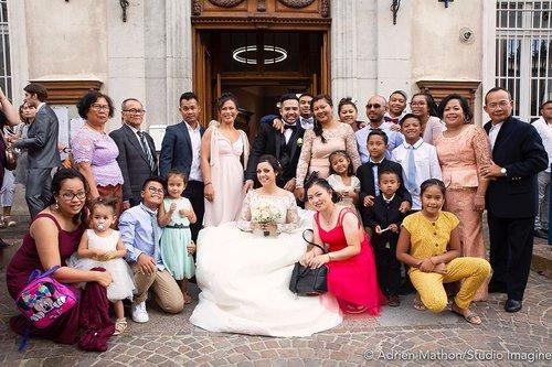 Photographe mariage - ADRIEN MATHON - photo 24