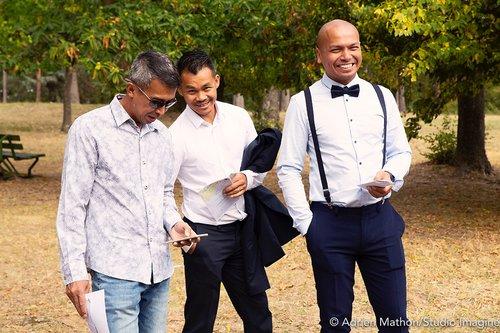 Photographe mariage - ADRIEN MATHON - photo 26