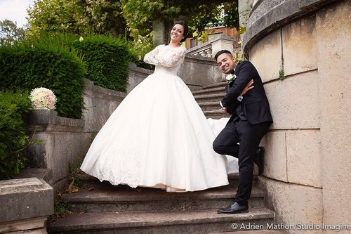 Photographe mariage - ADRIEN MATHON - photo 16