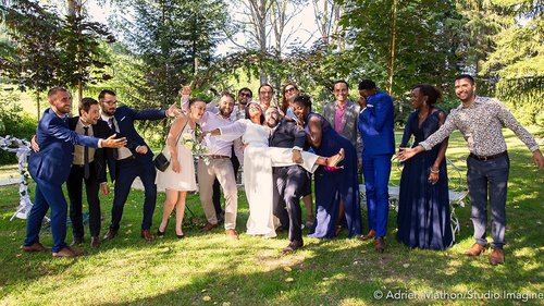 Photographe mariage - ADRIEN MATHON - photo 145