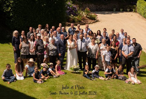 Photographe mariage - Anne Moussard - photo 24