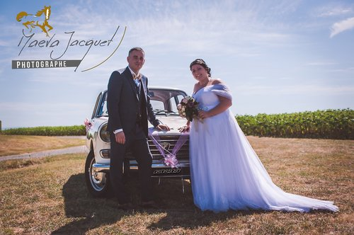 Photographe mariage - Maeva Jacquet Photographe  - photo 10