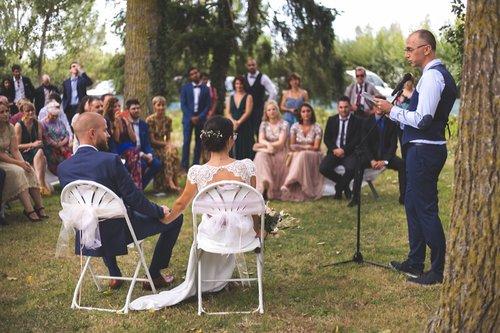 Photographe mariage - Sophie BACHERE - photo 20
