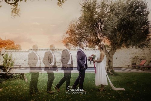 Photographe mariage - Sandra PHOTOGRAPHISTE - photo 6