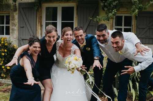 Photographe mariage - Sandra PHOTOGRAPHISTE - photo 13