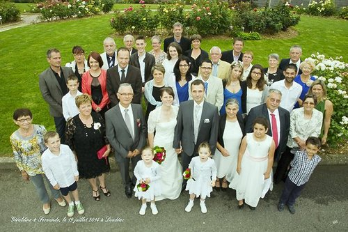 Photographe mariage - LASSALLE PHOTOGRAPHE - photo 23