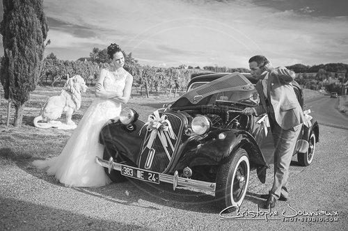 Photographe mariage - Jouniaux Christophe - photo 7