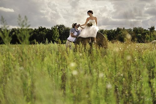 Photographe mariage - Catherine Roujean - photo 9