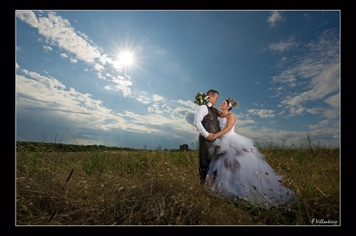 Photographe mariage - Photo Fabrice Villoutreix - photo 15