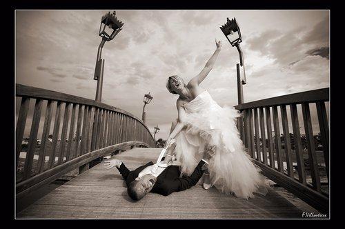 Photographe mariage - Photo Fabrice Villoutreix - photo 10