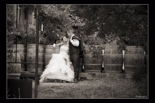 Photographe mariage - Photo Fabrice Villoutreix - photo 14
