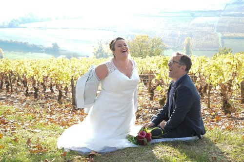 Photographe mariage - Chamfroy Laurence - photo 92