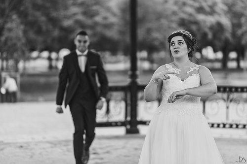 Photographe mariage - BLUE STUDIO - photo 13