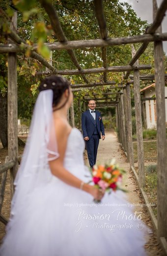 Photographe mariage - PASSION PHOTO J PHOTOGRAPHIE - photo 137