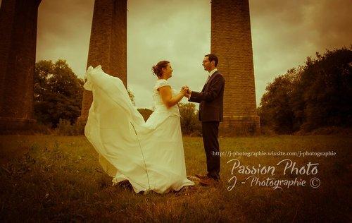 Photographe mariage - PASSION PHOTO J PHOTOGRAPHIE - photo 134