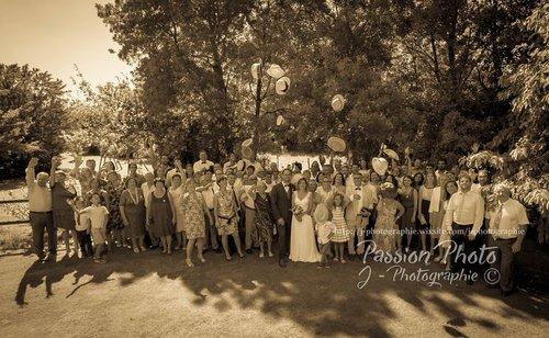 Photographe mariage - PASSION PHOTO J PHOTOGRAPHIE - photo 150